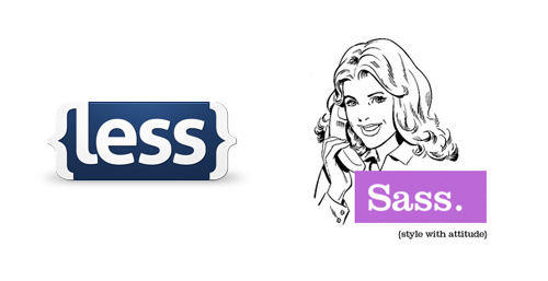 Less vs Sass